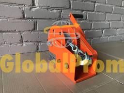 Лебедка ручная с тормозным фиксатором (лебедка ручная БХВ) - photo 4