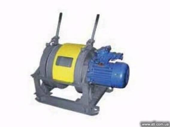 Лебедка шахтная вспомогательная ЛВД-24
