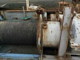 Лебедка тяговая ЛМ 3,2 - фото 2