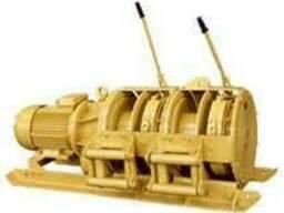 Лебедки скреперные ЛС-17 (17ЛС-2СМА)