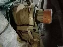 Лебідка шахтна ЛВД-24