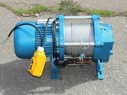 Лебёдка электрическая строительная 380в