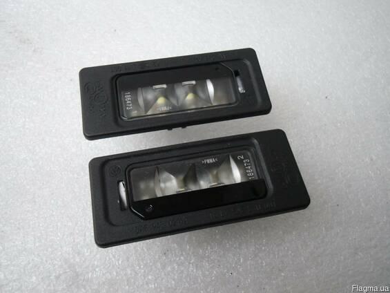 LED подсветка номера плафон Touareg Tiguan Touran