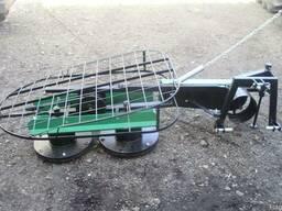 Легкая косилка роторная Rotary 120 для минитрактора