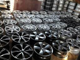 Легкосплавные диски шины