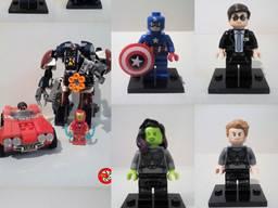Lego (Лего) минифигурка (фигурка) - оригинал