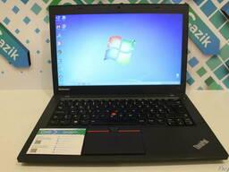 """Lenovo ThinkPad T460 \14"""" FullHD IPS \i5-6200U\16 GB\256 GB"""