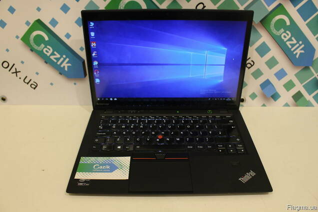 • Lenovo ThinkPad X1 Carbon