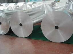 Лента алюминиевая 0, 45х320 мм;0, 45х450 мм