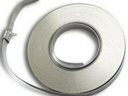 Лента бандажная стальная ЛБ 20х0,8мм для СИП