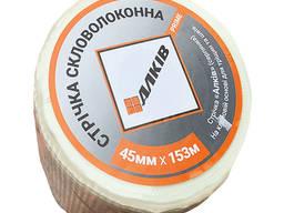 Лента для швов ТМ Алкив 2.85×2.85,60 г/м2, 4.5см×153м