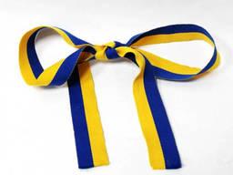 Лента флаг Украины 1 м