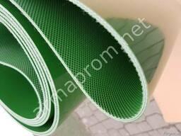 ПВХ ленты транспортерные на тяжёлые условия работы