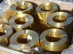 Бронзовая лента 0, 1х300 БрКМц3-1