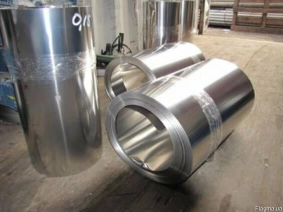 Лента нержавеющая 0,4х400 зеркальная AISI304