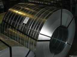 Лента нержавеющая 12Х18Н10Т ГОСТ 4986-79 толщ. 0, 1-0, 5мм.