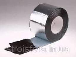 Лента самоклеюча Plastter ST ALU Natur 20cmx10mt алюминивая