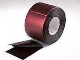 Лента самоклеюча Plastter ST Vinaccia 10cmx10mt темно-красна