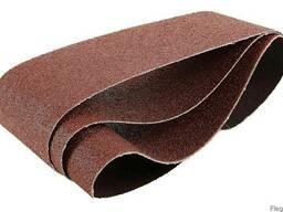 Лента шкурка шлифовальная водостойкая на тканевой основе бес