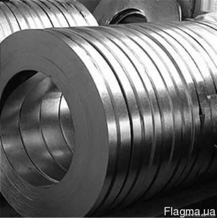 Лента стальная 0,1х8, 0,15х16, 0,2х16, 0,2х22, 0,25х25 марки