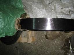 Лента пружинная, стальная 0,4х80 мм, 65Г, каленая