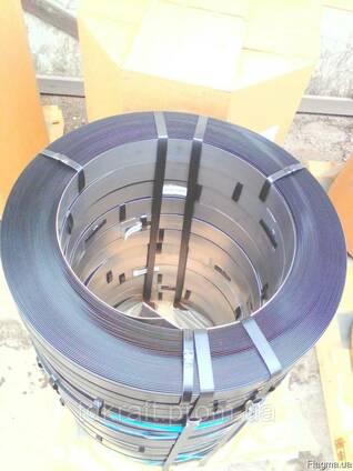 Лента стальная 0,6х19 мм, 0,8х19 мм