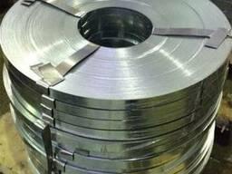 Лента стальная оцинкованная горячекатаная от производителя