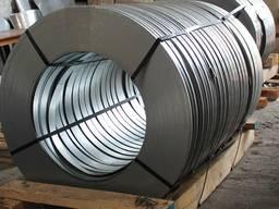 Лента стальная упаковочная 0, 35х250 мм 05кп ГОСТ 3560