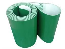 Лента транспортерная ПВХ 2 мм зеленая