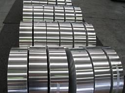 Лента стальная упаковочная 0.8 х25 мм ГОСТ 3560-73