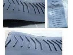 Стрічка (лента) ЗМ-90 безкінцева, шевронна (ялинка) 2560*500