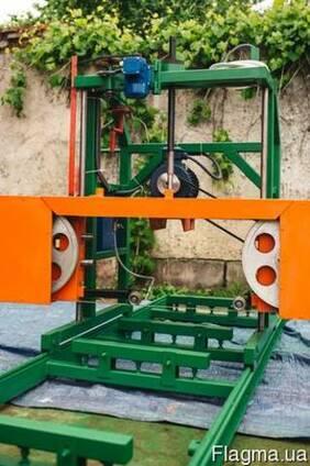 Виробництво різного устаткування для порізки дерева