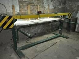 Ленточно-шлифовальный деревообрабатывающий станок ШЛПС-26