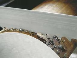 Стрічкова пила М51 з усиленим зубом