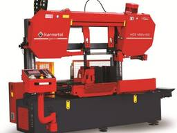 Ленточнопильный станок автомат Karmetal WOS 400×450
