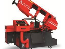 Ленточнопильный станок полуавтомат Karmetal KSA 300x400
