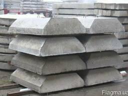 Плиты ленточных фундаментов ФЛ 12. 24-2