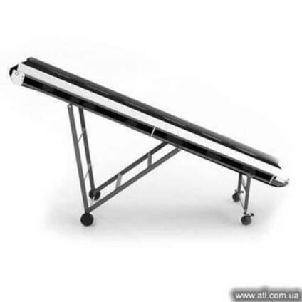 Ленточный конвейер транспортер для погрузки разгрузки машин