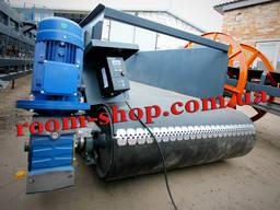Ленточный погрузчик, конвейер, транспортер, ширина 1000 мм. , длина 4 м. , весовая лента