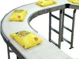 Ленточный конвейер (транспортер) для пищевых продуктов