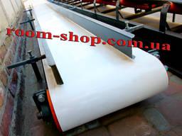 Ленточный транспортер, с пищевой лентой, конвейер. ширина 400 мм. , харчова стрічка