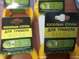 Леска для триммера купить дешево в Харькове!