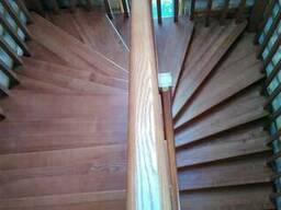 Лестница П-образная ясень