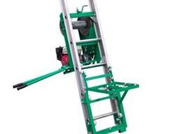 Лестница с механическим подъемником, Safety Hoist