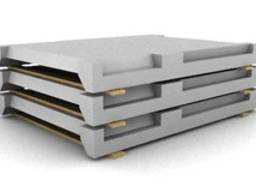 Лестничные площадки ЛП 22-15-4к доставка ассортимент