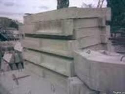 Площадки для лестниц ЛПР28-14, большой выбор ЖБИ. Доставка в