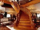Лестницу из Дерева. Деревянные Лестницы. Цена - фото 1