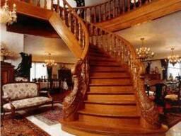 Лестницу из Дерева. Деревянные Лестницы. Цена