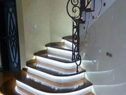 Лестницы дорого и качественно.