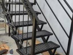 Лестницы и ограждения к ним